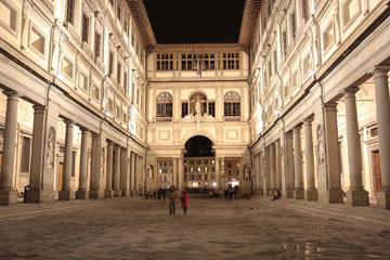 Florenz stadtführung - Uffizi