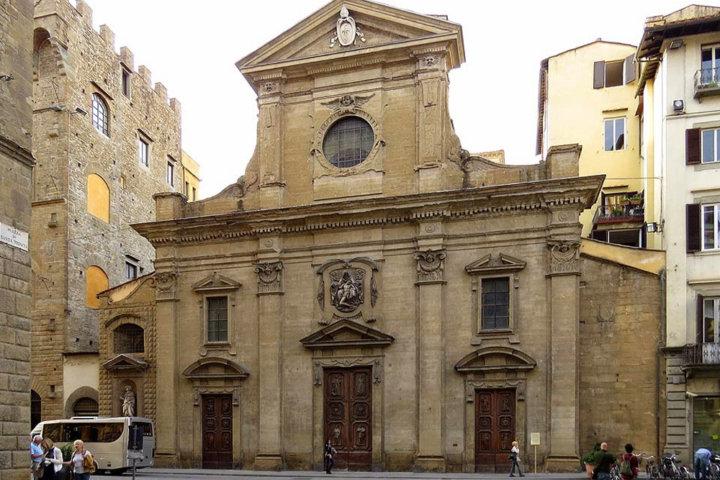 Santa-Trinita-Florenz